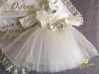 """Крестильное платье """"Джейн"""", фото 1"""