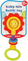 Погремушка Baby Mix KP-0692 Цветочек