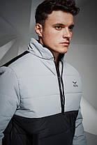 Куртка анорак Half Gray, фото 3