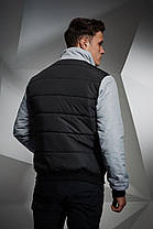 Куртка анорак Half Gray, фото 2