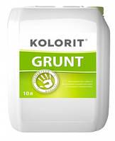 Укрепляющий грунт KOLORIT 10л
