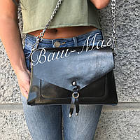 Сумка натуральная кожа ss258461  Кожаные женские сумки, сумочки кожа., фото 1