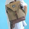 Модный рюкзак из холста, фото 7