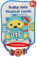 Погремушка Baby Mix KP-0694 Енот