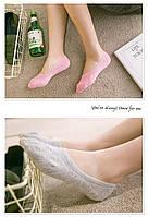 Короткие носки под лоферы, фото 1