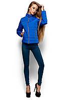 Жіноча повсякденна синя куртка Riston