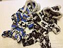 Комбинезон флисовый для собак Олени р.XL, фото 4