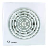 Soler & Palau SILENT-300 CRZ *230V 50* - бытовой вентилятор с таймером и обратным клапаном