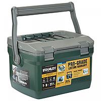 Термобокси Stanley Adventure 6.6 л зелений (сумка холодильник, термосумка пластикова, термо контейнер), фото 1