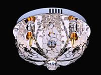 Люстра светодиодная на 3 лампочки с пультом