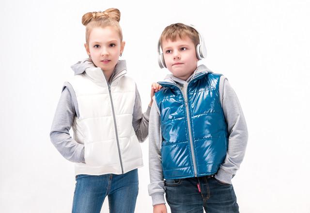 Спортивная и повседневная одежда для детей