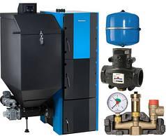 Пакетное предложение Buderus Logapak G221-A-30-L, VTC511 1 1/4, KSG 50 кВт, MAG30 с автомат. загруз. топлива