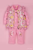 Спортивный костюм для девочки 52-7001-2-76, фото 1