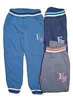 Спортивные брюки для мальчиков с начесом оптом,Taurus, 98-128 рр., арт. PL-329