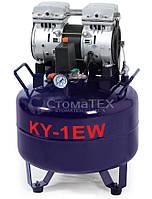 Компрессор стоматологический AY-1EW-32 для 1-й установки, 545W, 70L