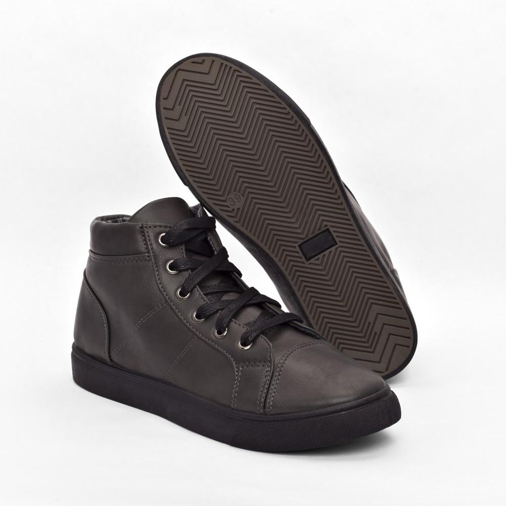 Подростковые кеды (Код: VS-717 черный)
