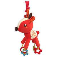 Плюшевая игрушка Baby Mix P/1135-DA89 Бемби