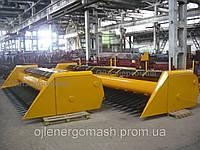 Жниварка для збирання соняшника  7.4 метри  ЖСН