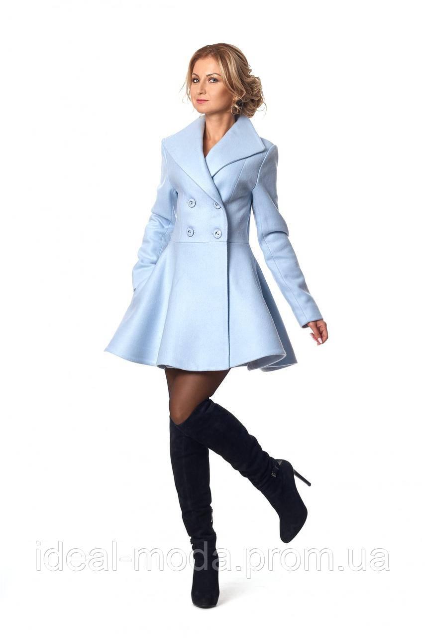 Модное женское пальто Милла  продажа cde0f8fbab86d