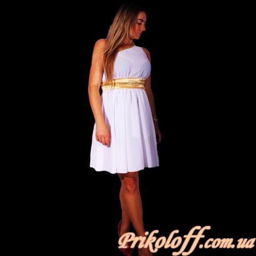 Платье Греческой Богини
