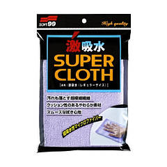 Ткань влаговпитывающая из микрофибры Microfiber Cloth - Super Water Absorbent