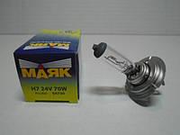 Лампа H7 24В 70Вт Маяк