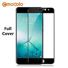 Защитное стекло Mocolo 2.5D 9H на весь экран для Meizu Pro 7 Plus черный