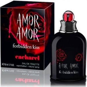 Cacharel Amor Amor Forbidden Kiss туалетная вода 100 ml. (Кашарель Амор Амор Форбиден Кисс)