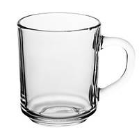 Кружка ARCOPAL прозрачная для кофе, чая, 250 мл