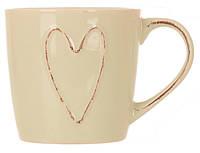 Кружка LIMITED EDITION HEART (цвет в ассортименте), для чая/кофе, 320 мл