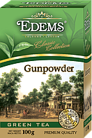 Зеленый листовой чай «Edems Gunpowder», 100г