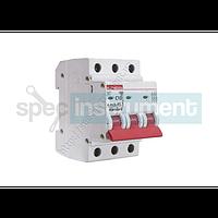Модульный автоматический выключатель ENEXT e.mcb.stand.45.3.C10