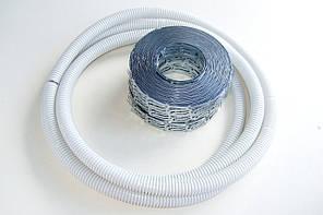 Теплый пол Woks 17-2000 двухжильный кабель 123 метров, фото 2