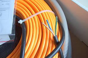 Теплый пол Woks 17-785 двухжильный кабель 49 метров, фото 2