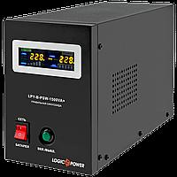 ИБП LogicPower LPY-B-PSW-1500VA+ (1050Вт) 10A/15A с правильной синусоидой