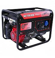 Бензиновый генератор AGT 7201 HSB TTL + бесплатная доставка