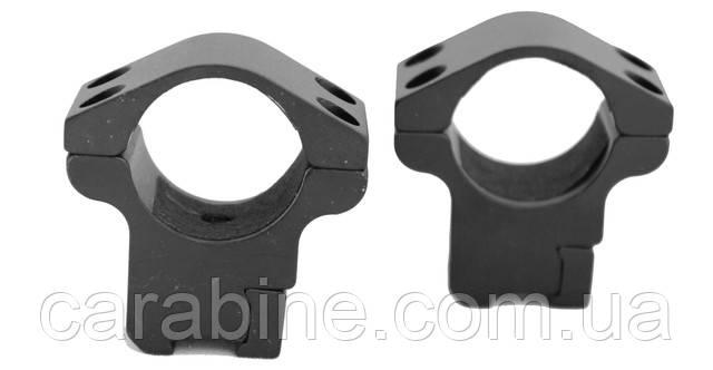 Крепление для оптического прицела BSA-GUNS DHMR кольца, низкое