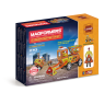 Конструктор Magformers Крейсеры XL Строители  37 элементов