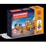 Конструктор Magformers Крейсеры XL Строители  37 элементов, фото 2