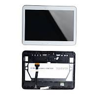 Дисплей (LCD) Sony F8332 Xperia XZ + сенсор серибристый оригинал