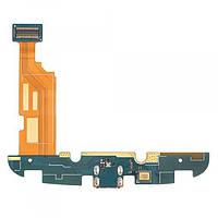 Шлейф LG E960 Google Nexus 4 с разъемом зарядки, микрофоном, компонентами