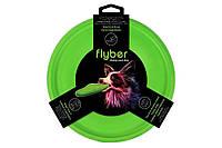 Игрушка для собак летающая тарелка Flyber, игрушки для собак