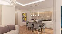 Дизайн-проект квартиры до 70 м кв.