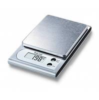 Весы кухонные электронные Beurer KS 22металлические (до 3 кг)
