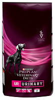 Лечебный корм для собак Purina Pro Plan Vet Diets UR лечение мочекаменной болезни