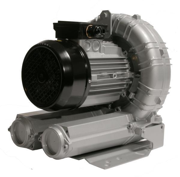 Высоконапорные вентиляторы для нагревателей Herz gmbh