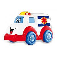 Игрушка Baby Mix PL-369155 Автомобиль скорой помощи