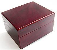 Коробка для часов под дерево