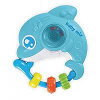Погремушка музыкальная Baby Mix PL-3800 40 Дельфин