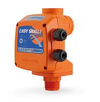 Электронный регулятор давления с манометром Pedrollo EASY SMALL II G старт 2,2 бар